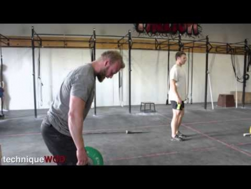 How To Do Hang Snatches