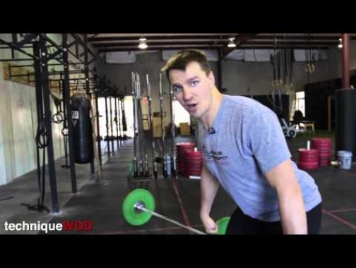 How to Do Hang Power Cleans