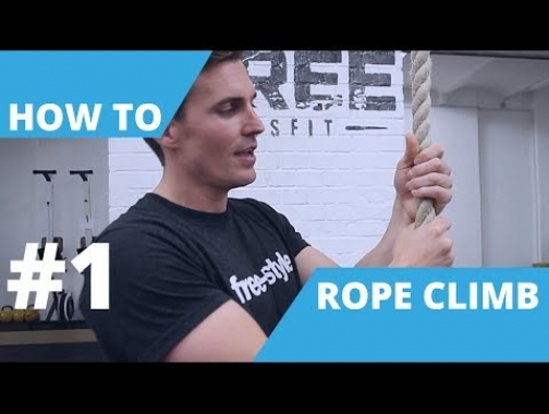 How-to Rope Climb - Carl Paoli Series - # 1