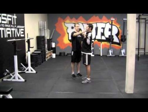 Proper movement for Shoulder Press/Strict Press