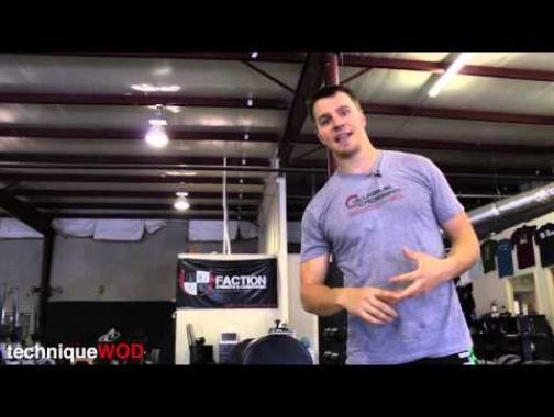 How To Perform GHD Situps - Technique WOD 92
