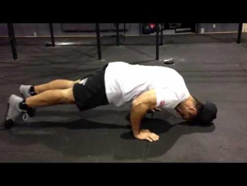 Pushing Positions with Jason Khalipa