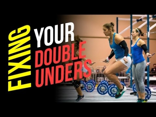 Double Unders...Easy Tip For Improvement (Are your feet too wide?)
