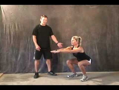 How to do a Squat correctly