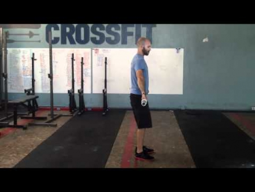 Paradiso CrossFit - Hang Power Snatch