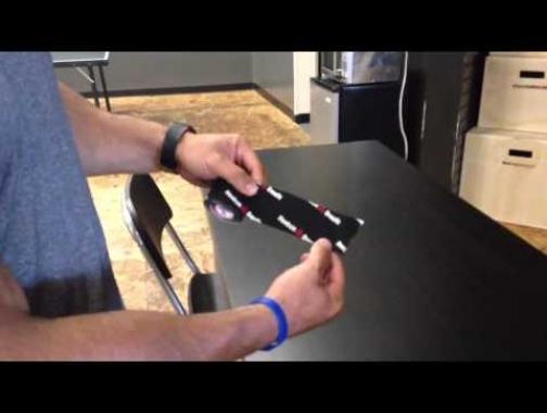 Jason Khalipa hook grip tape wrap