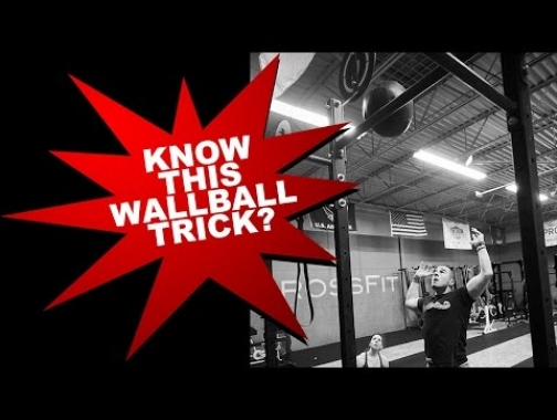 """Wall Balls for WODs- How To Make Them """"SUCK LESS"""""""