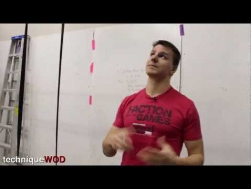 Gymnastic Pullovers - Technique WOD