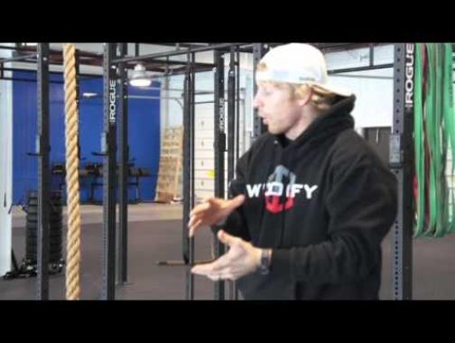 Rope Climb Progression