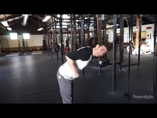 Bar Muscle Up | Freestyle Connection.