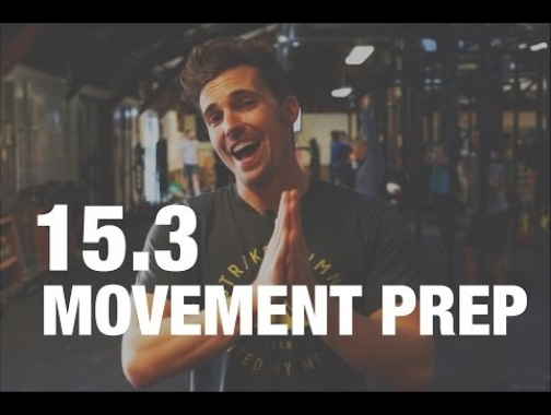 15.3 OPEN Workout PREP