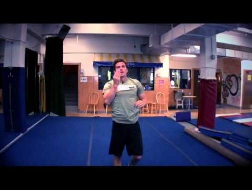 One-Arm Handstand Progression Pt.2