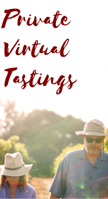 EXPERIENCE-PRIVATE VIRTUAL TASTING