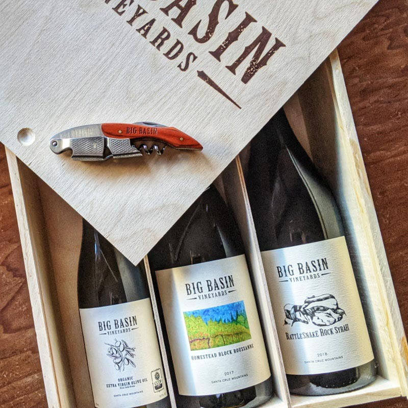 Big Basin Intro Gift Pack