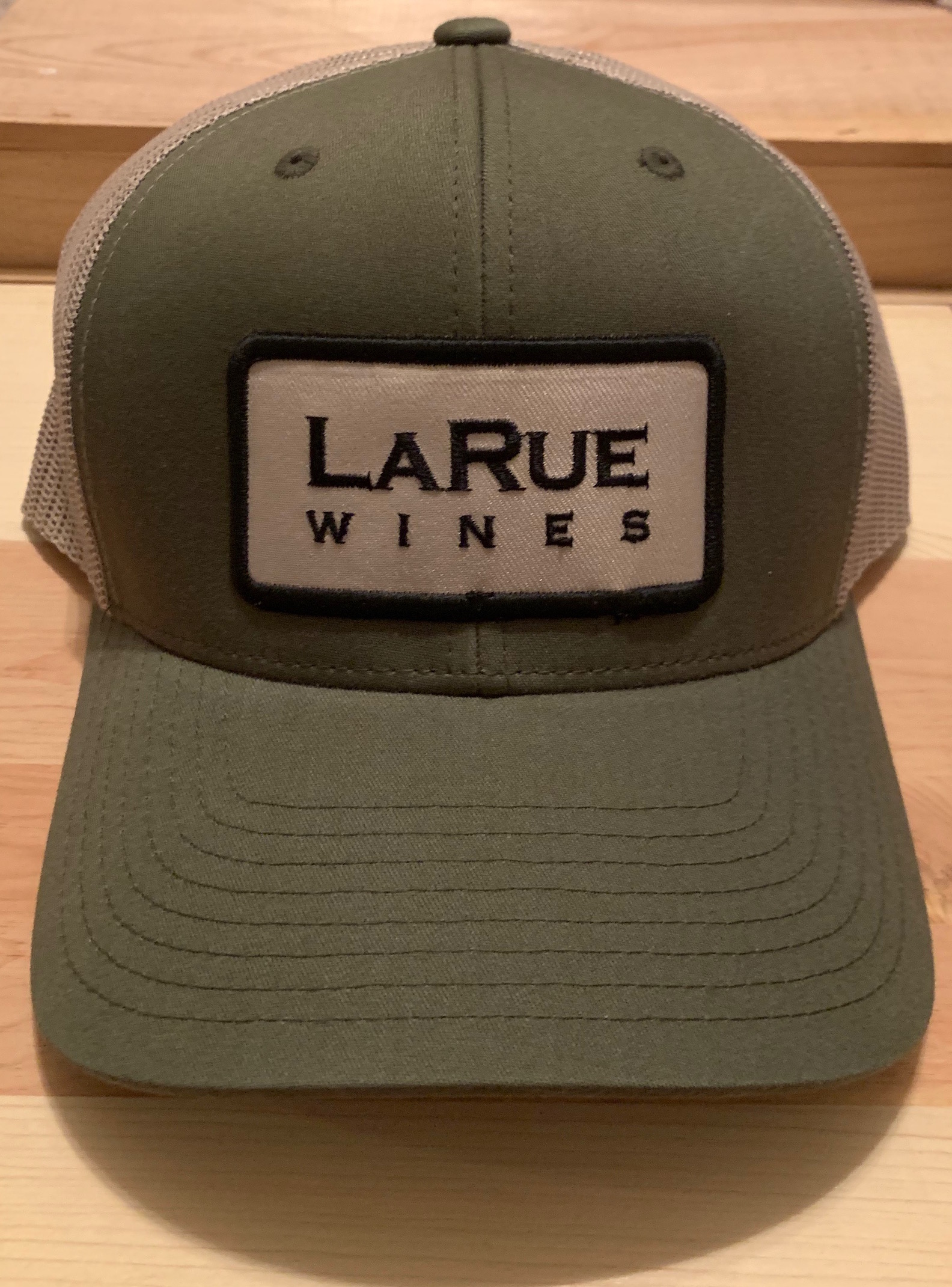 LaRue Hat in Hunter Green