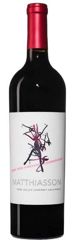 2016 MATTHIASSON Napa Valley Cabernet Sauvignon, Dead Fred Vineyard
