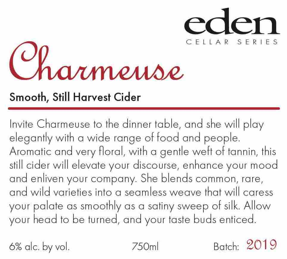 Cellar Series #19: Charmeuse
