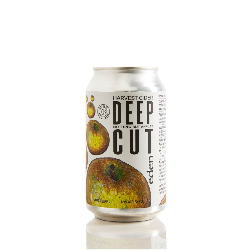 Deep Cut Harvest Cider