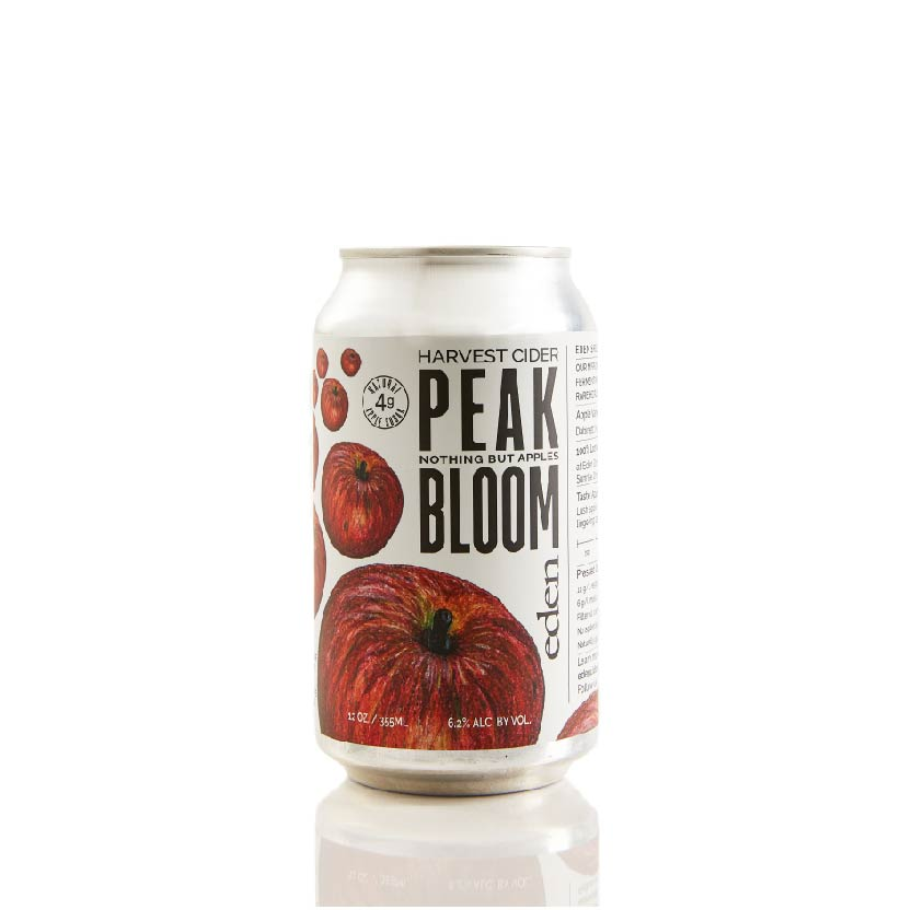 Peak Bloom Harvest Cider