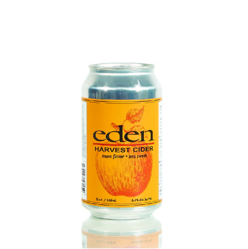 Eden Harvest Can Cider
