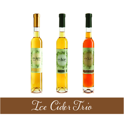 Ice Cider Trio