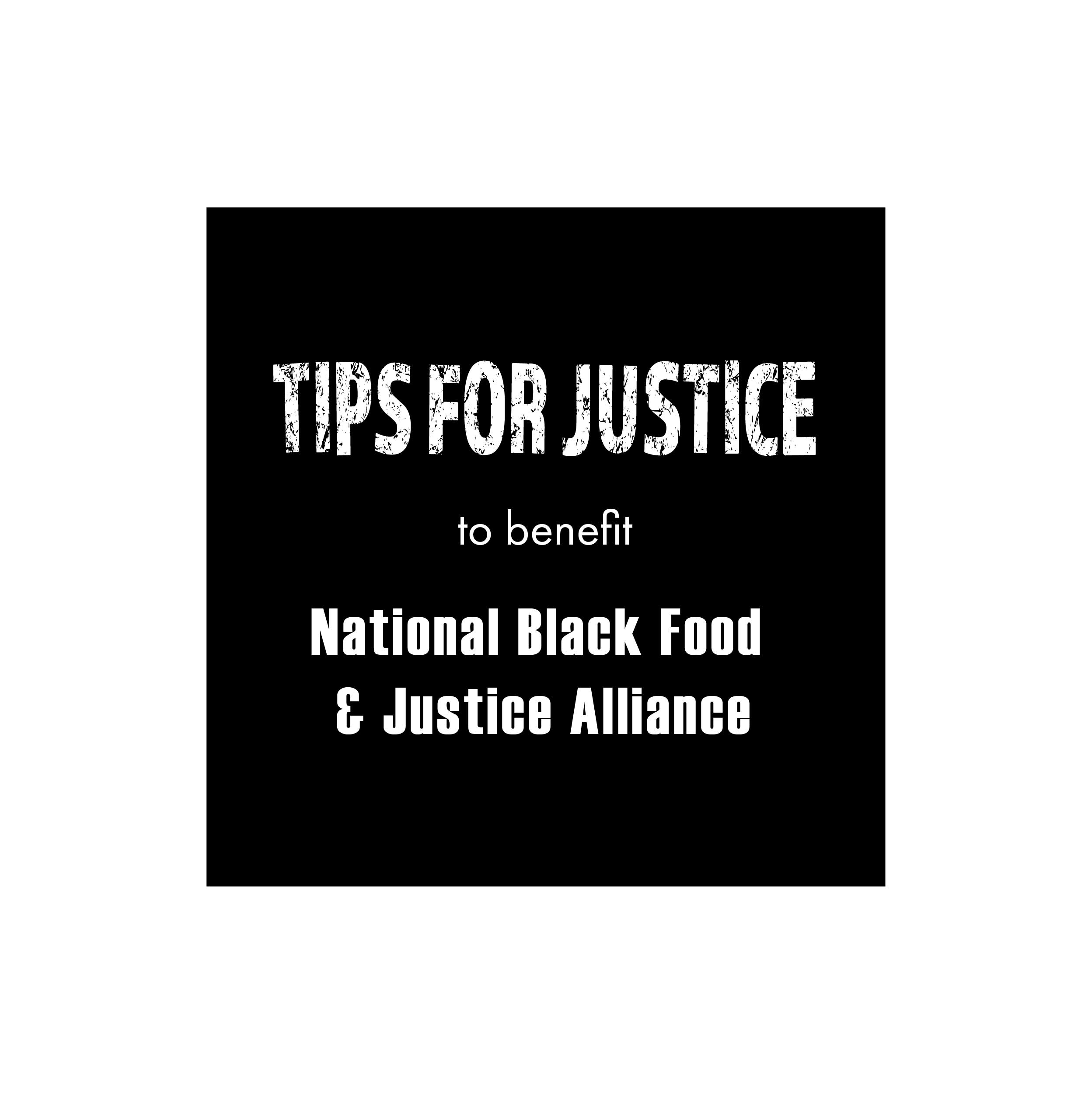 Tips for Justice