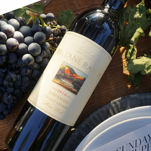 2015 Heins Block Estate Zinfandel