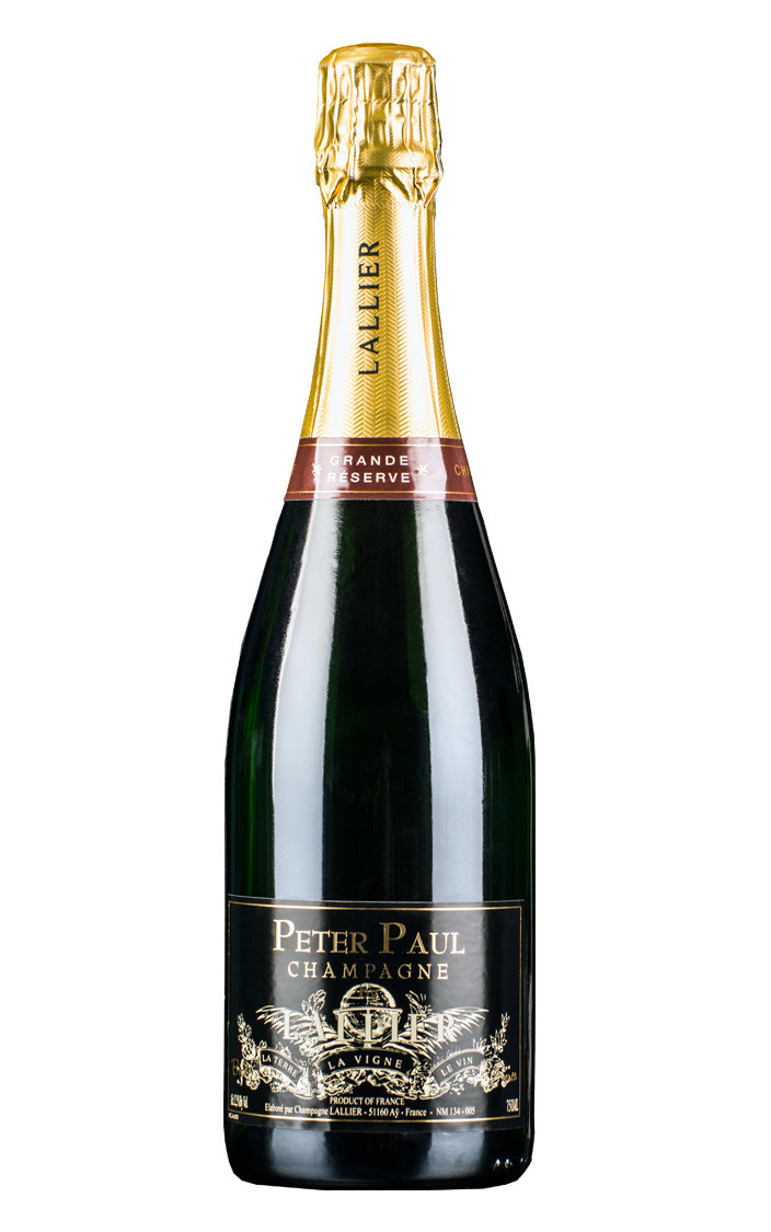 Peter Paul Grand Cru Champagne Brut