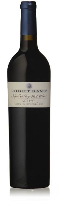 2004 Right Bank Red Wine, Napa Valley
