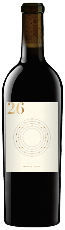 2018 26 Red Wine Blend