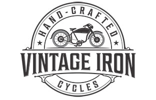 Vintage Iron Cycles – Electric Bike Shop Logo