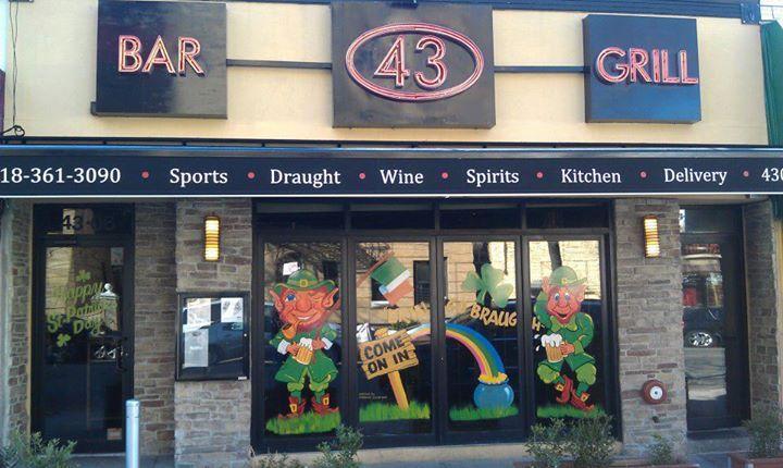 43 Bar Grill