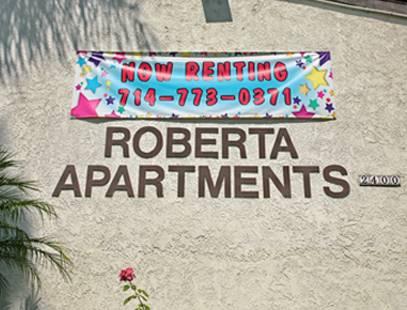 Roberta Property, Fullerton