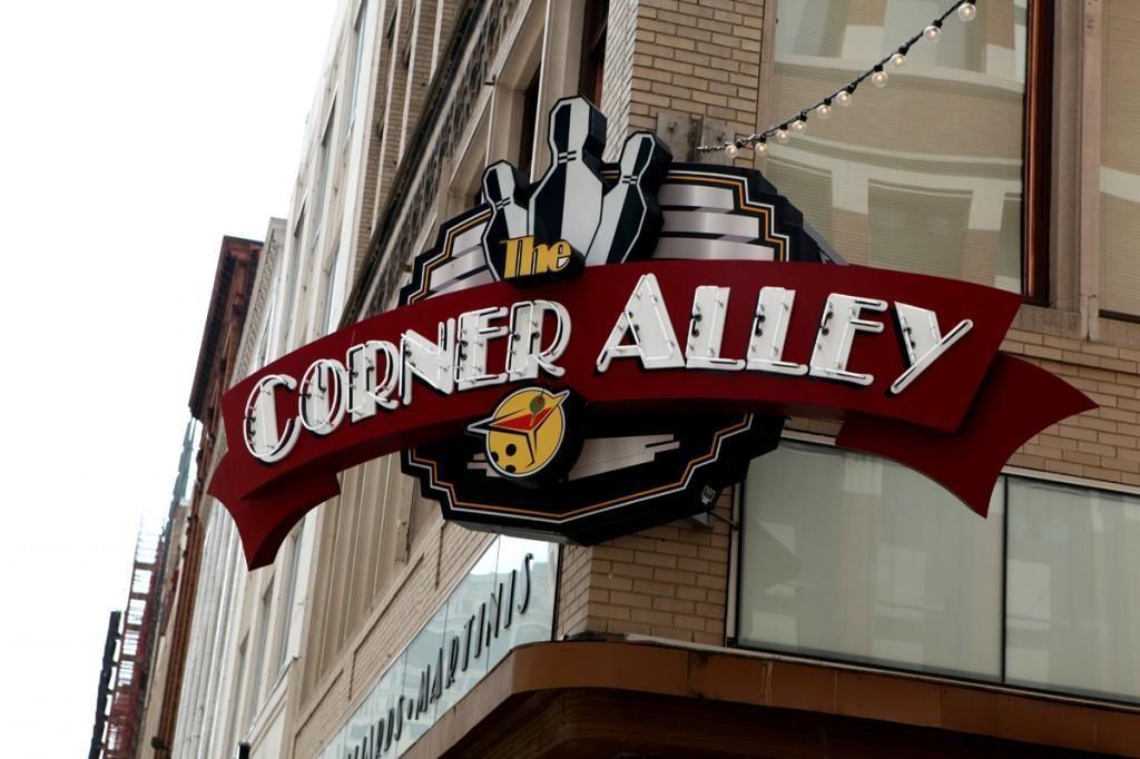 Corner Alley