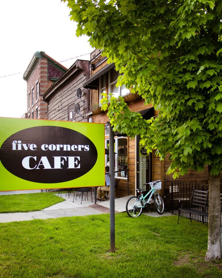 Five Corners Cafe