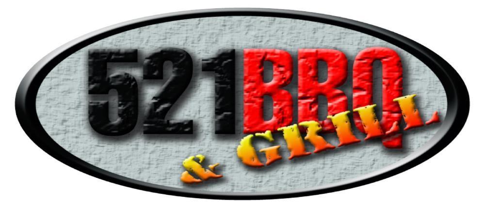 521 BBQ Grill