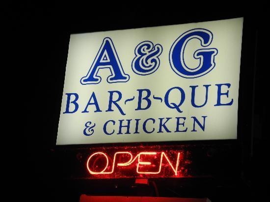 A G Barbecue Chicken