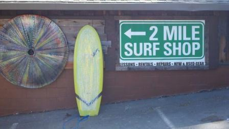 2 Mile Surf Shop