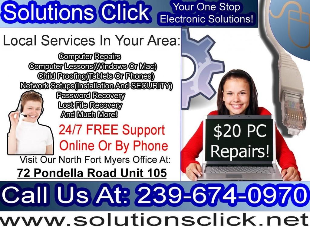 Solutions Click
