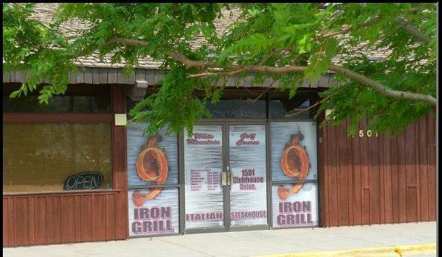 9 Iron Grill
