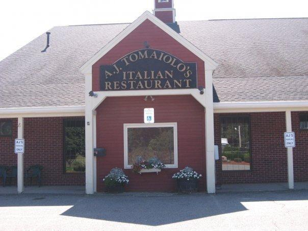 A J Tomaiolo Italian Restaurant