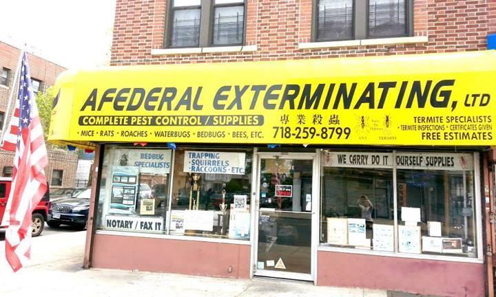 A Federal Exterminating