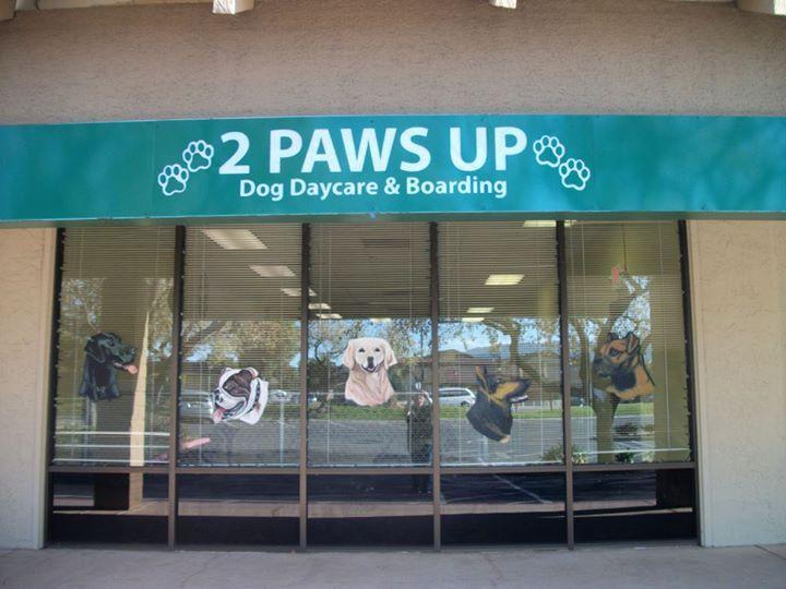 2 Paws UP Dog Daycare Boarding Inc