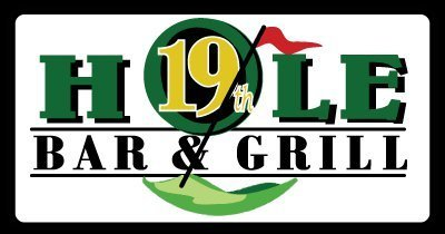 The 19th Hole Bar Grill