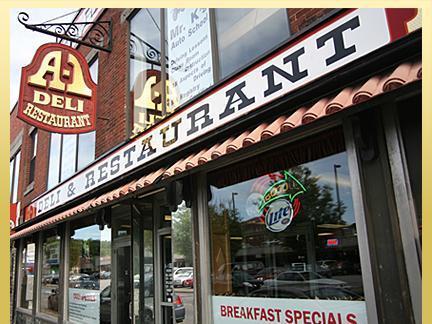 A1 Deli Restaurant