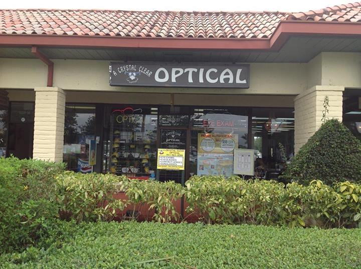 A Crystal Clear Optical