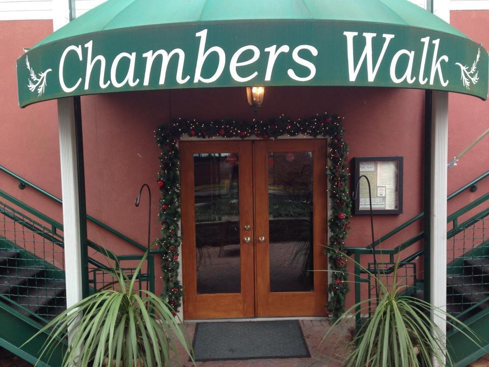 Chambers Walk Cafe Catering