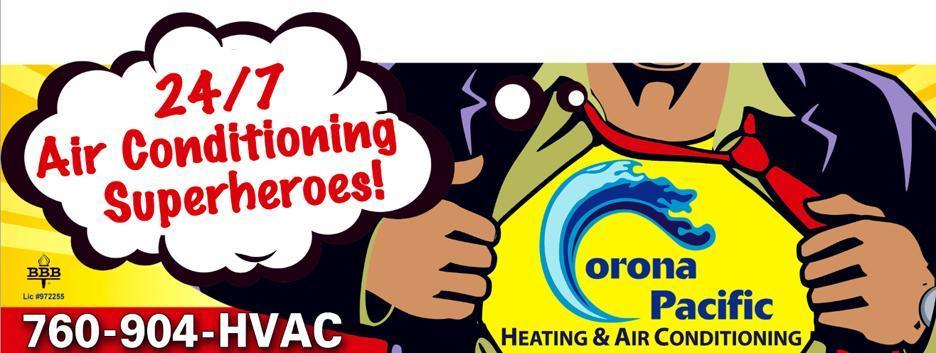 Corona Pacific Heating Air Conditioning