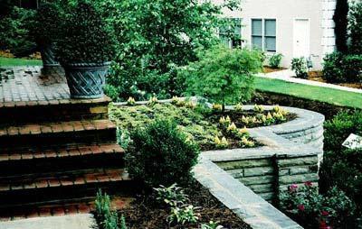 Charles Hodges LTD Gardens