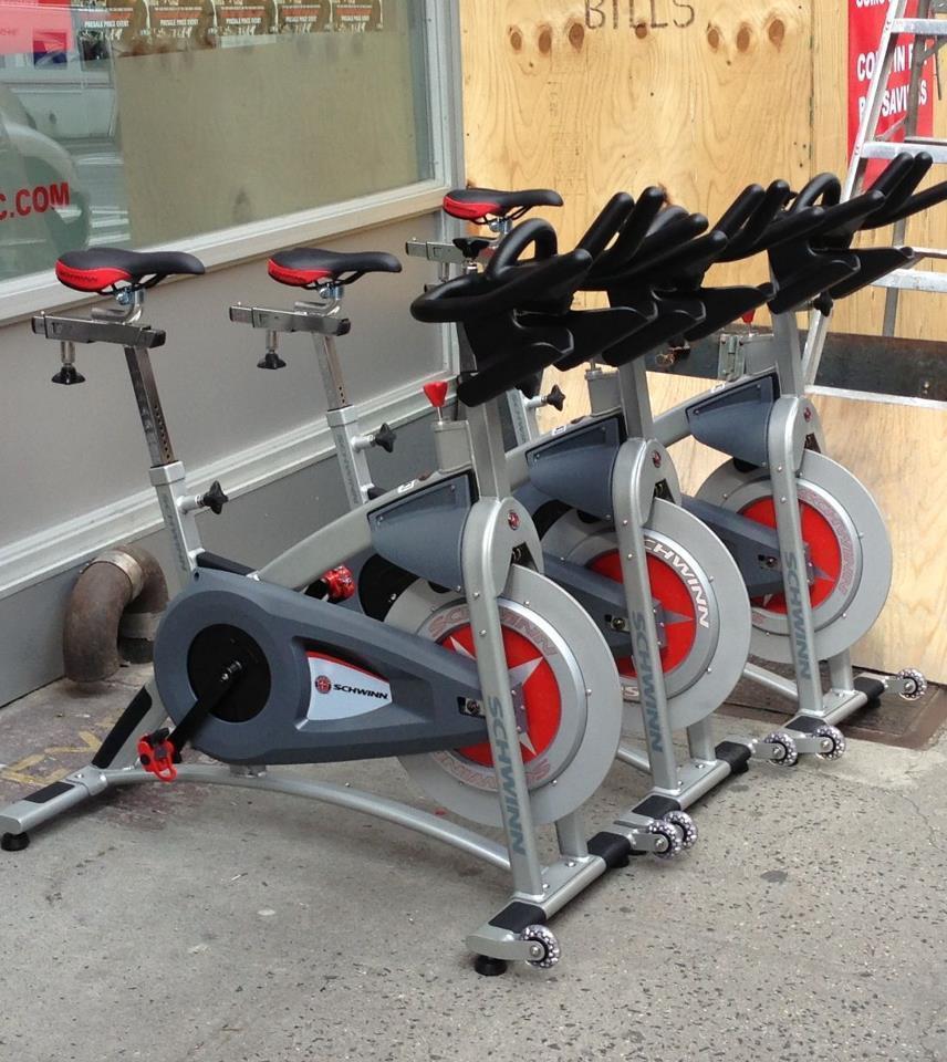 Crank Cycling Studio Upper East Side